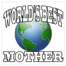 WORLD'S BEST MOTHER Poster