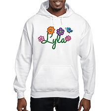 Lyla Flowers Hoodie
