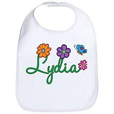 Lydia Flowers Bib