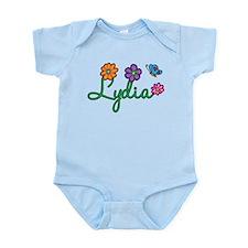 Lydia Flowers Infant Bodysuit