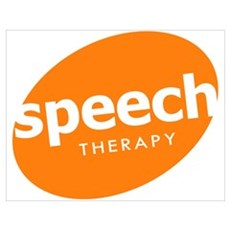 Speech Therapy Poster