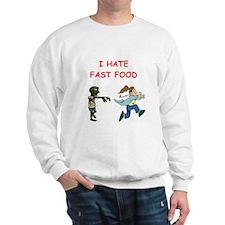 Funny monster joke Sweatshirt