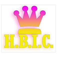 H.B.I.C. Poster