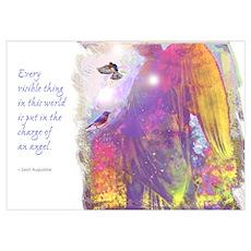 Angel Vision Poster