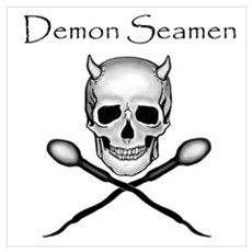 Magicraftsman's Demon Seamen Poster