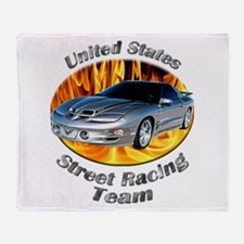 PontiacTrans Am Throw Blanket