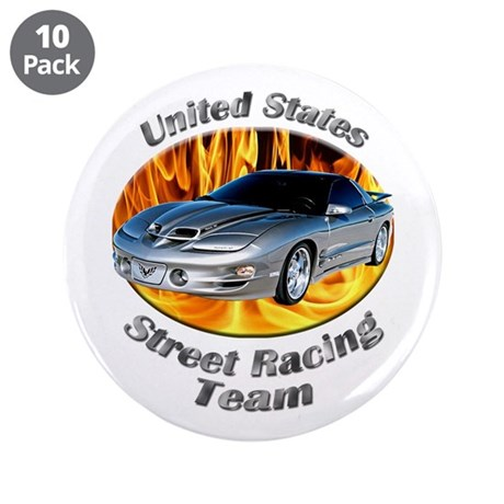 PontiacTrans Am 3.5 Inch Button (10 pack)