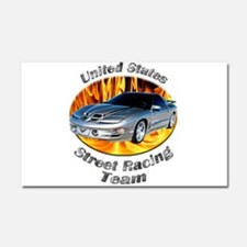 PontiacTrans Am Car Magnet 20 x 12