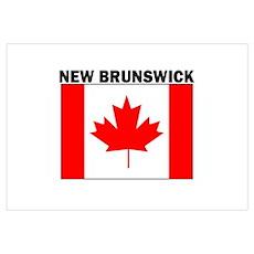 New Brunswick Poster