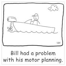 Motor Planning Poster