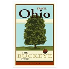 Travel Ohio Poster