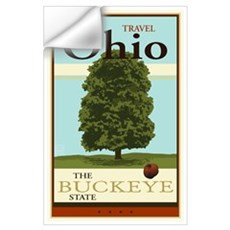 Travel Ohio Wall Decal