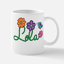 Lola Flowers Mug