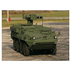 Stryker ATGM Poster