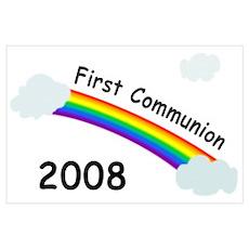 1st Communion Poster