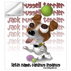 Caninus Insanus Wall Decal