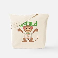 Little Monkey Gerald Tote Bag