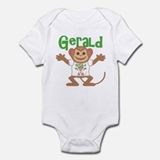 Little Monkey Gerald Onesie
