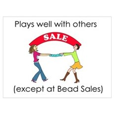 Plays well with others... Poster