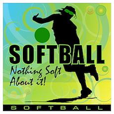 2011 Softball 81 Poster