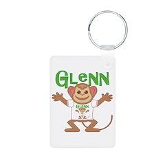 Little Monkey Glenn Keychains