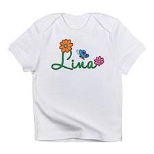Lina Flowers Infant T-Shirt