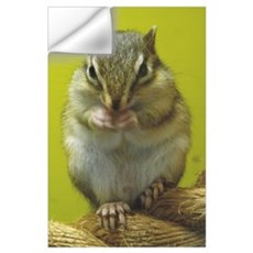 Chipmunk Wall Decal