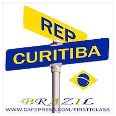 REP CURITIBA Poster