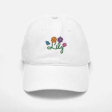 Lily Flowers Baseball Baseball Cap