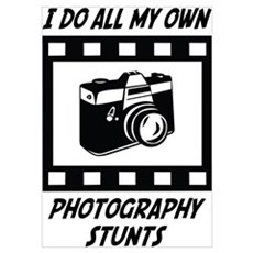 Photography Stunts Poster