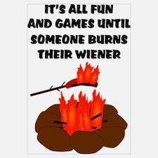 Someone Burns Wiener