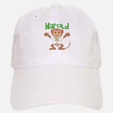 Little Monkey Harold Baseball Baseball Cap