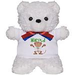 Little Monkey Harold Teddy Bear