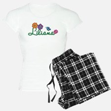 Liliana Flowers Pajamas