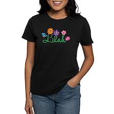 Lilah Flowers Tee