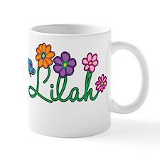 Lilah Flowers Mug