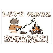 Lets Make SMORES!