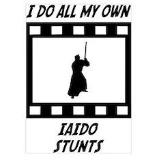 Iaido Stunts Poster