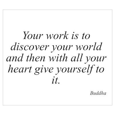 Buddha quote 62 Poster