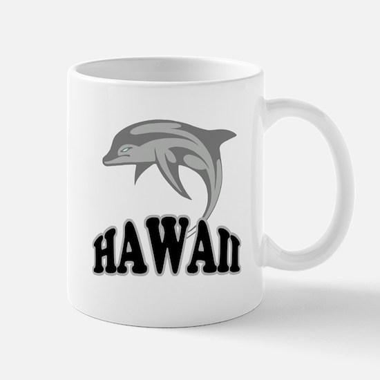 Hawaii Dolphin Souvenir Mug