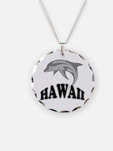 Hawaii Dolphin Souvenir Necklace
