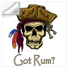 Got Rum? Wall Decal