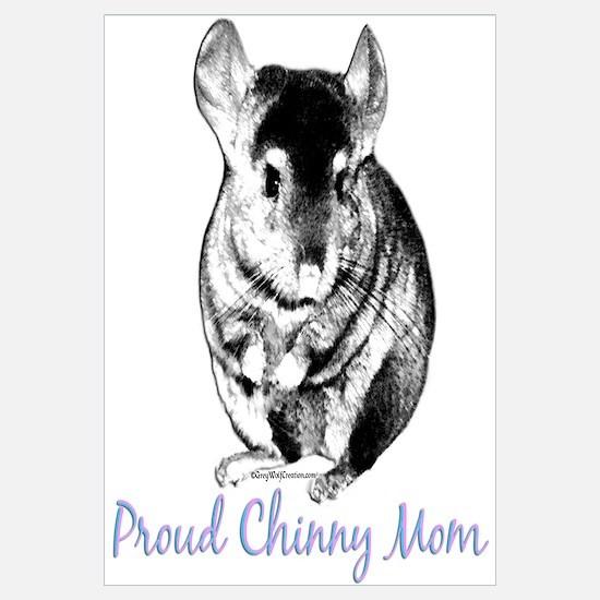 Proud Chinny Mom