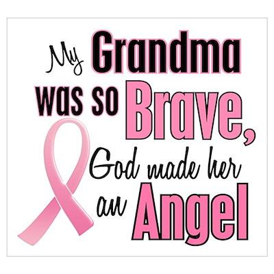 Angel 1 (Grandma BC) Poster