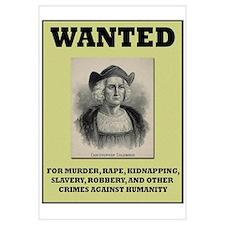 Columbus Wanted