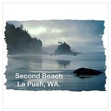 La Push, WA. 2 Poster