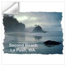 La Push, WA. 2 Wall Decal