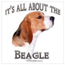 Beagle 7 Poster