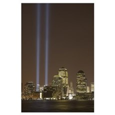 Tribute in Light (September 1 Poster