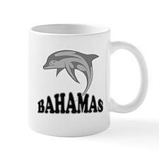 Bahamas Dolphin Souvenir Small Mug